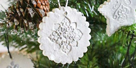 Family Ornament-Making Class! (Dec. 7) tickets