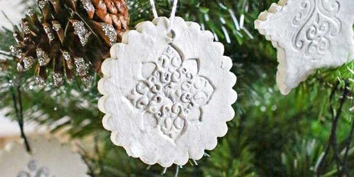 Family Ornament-Making Class! (Dec. 7)