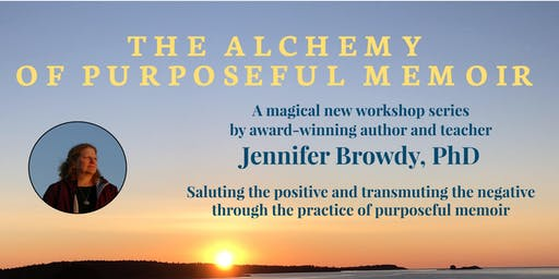 The Alchemy of Purposeful Memoir: Seeking Confidence