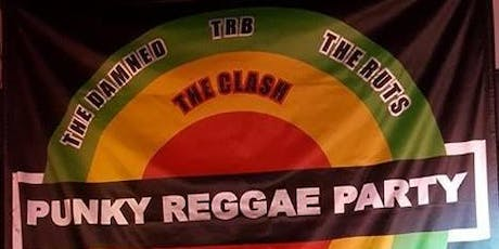 Punky Reggae Party live in Crawley tickets