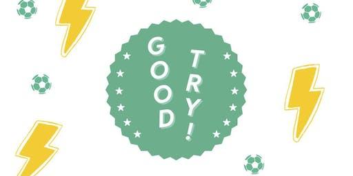 Good Try: Soccer
