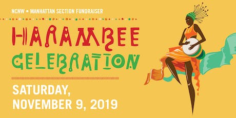NCNW Manhattan Section • Harambee Celebration tickets