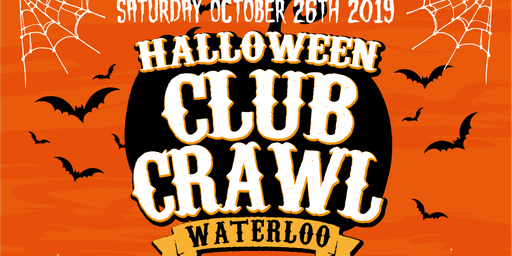 Waterloo Halloween Club Crawl - King Street Club Crawl