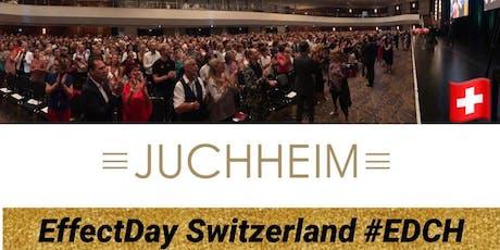 EFFECT DAY SCHWEIZ IN ZÜRICH 20.10.2019 Tickets
