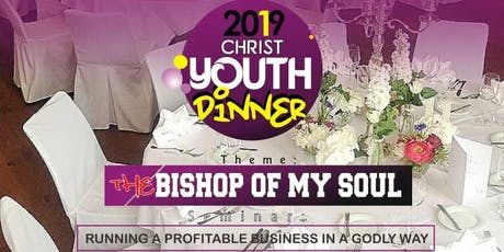 Christ Youth Dinner tickets