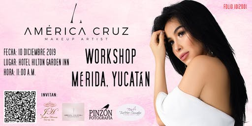Workshop de Maquillaje América Cruz