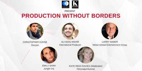 Production Without Borders - Panel & VIP Reception (2nd Edition) tickets