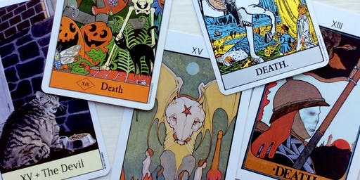 Death & The Devil: Tarot's Not So Scary Cards