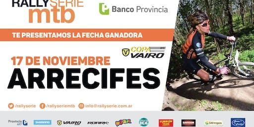 Rallyserie Copa Vairo - Arrecifes 2  2019