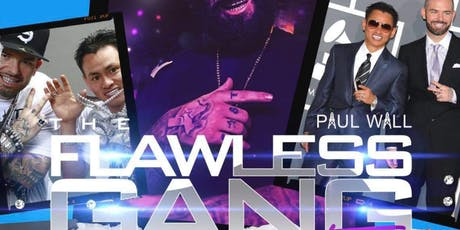 Paul Wall & Johnny Dang Flawless Gang Tour!(Omaha,NE) tickets