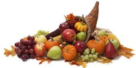 Autumn Harvest  Supper with the Happy Food Supper Club tickets