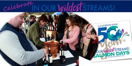 Sip to Save the Salmon Wine & Beer Tasting Event at Issaquah Salmon Days Festival tickets