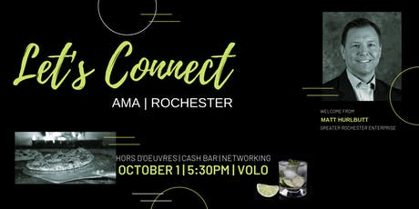 AMA | Rochester October Networking Event at Volo tickets