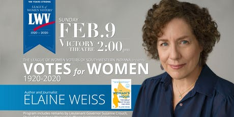 Votes for Women: 1920-2020 tickets