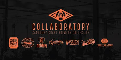 CANarchy Collaboratory Beer Dinner tickets