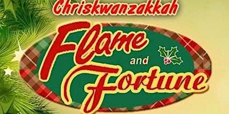 Flame & Fortune: Christkwanzakkah tickets