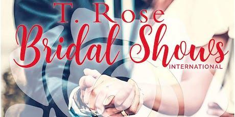 T Rose International Bridal Show Anne Arundel Co-Annapolis 2019 tickets