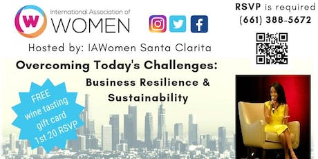 Overcoming Today's Challenges | Business and Leadership Workshop tickets