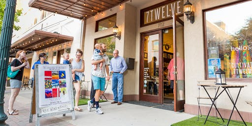 Cultivate 712 Pop-Up Shop