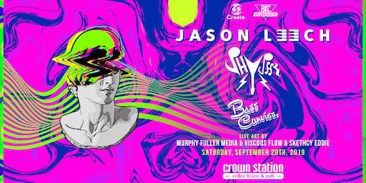 Create. & BKC • Ft. Jason Leech • Unofficial GRiZ After Party
