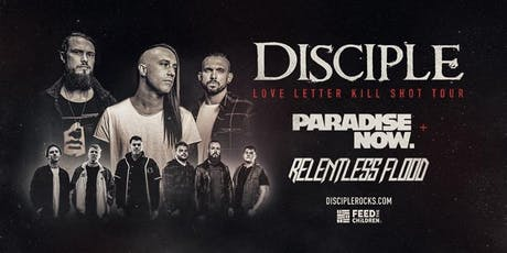 Disciple Tour - Feed the Children Volunteer - Gold Hill, OR tickets