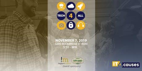 Tech4All 4.0 - Let's Go Solar! tickets