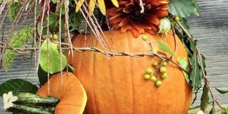 Pumpkin Bouquets tickets