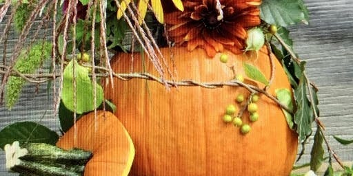 Pumpkin Bouquets