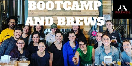Bootcamp and Brews @ Idle Hands tickets