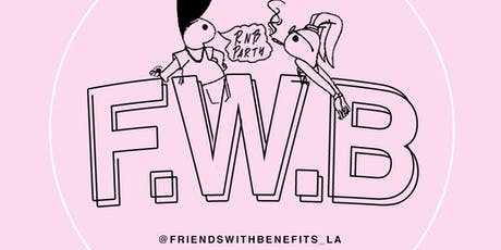Friends with Benefits R&B Party tickets