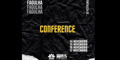Fagulha Conference ingressos