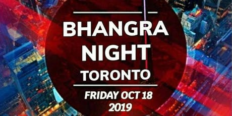 Bhangra Night - Toronto tickets