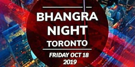 Bhangra Night - Toronto
