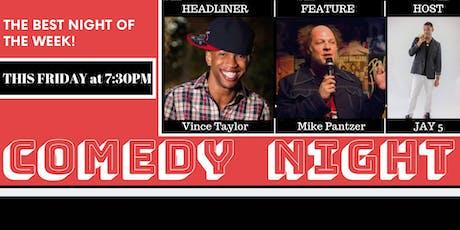 Funny Bone Comedy Night - Premier Comedy Night in Jacksonville tickets