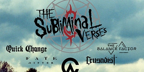 The Subliminal Verses (A Midwest Tribute To Slipknot) tickets