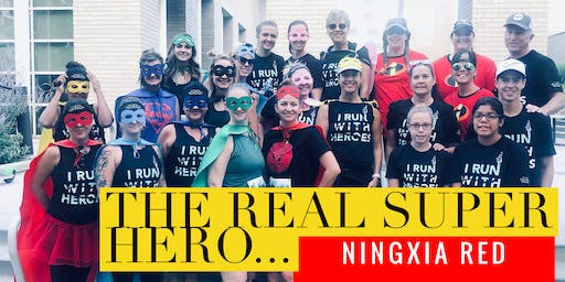 The Real Superhero: NingXia Red