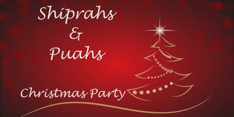 Shiphrahs and Puahs Christmas Party tickets