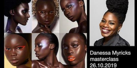 Make-up Masterclass With Danessa Myricks and Einat Dan biglietti