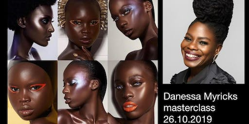 Make-up Masterclass With Danessa Myricks and Einat Dan