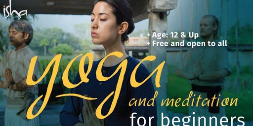 Free Yoga and Meditation for Beginners