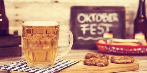 Octoberfest Beer and Cheese Tasting