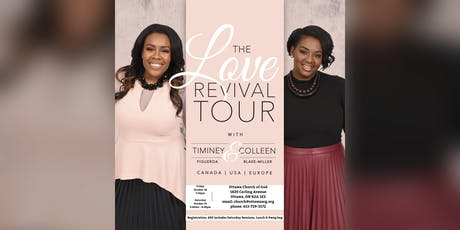 Love Revival Tour - Ottawa tickets