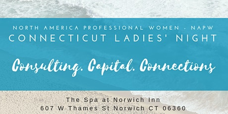 Connecticut Ladies' Night [North America Professional Women NAPW] tickets