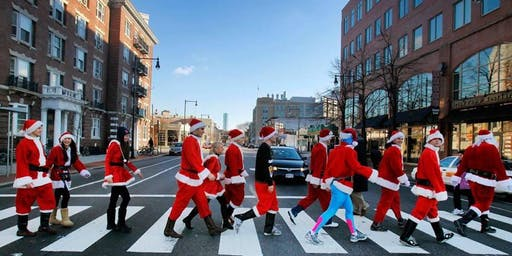 SantaCon Boston 2019