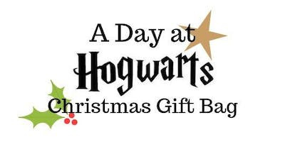 "Christmas Gift Bag for ""A Day at Hogwarts"""