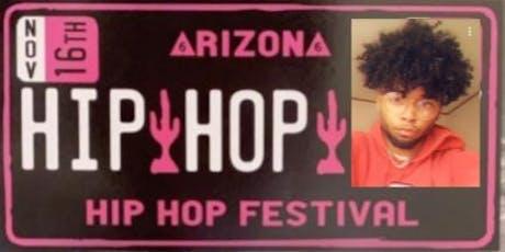 Poet's AZ Hip Hop Festival tickets
