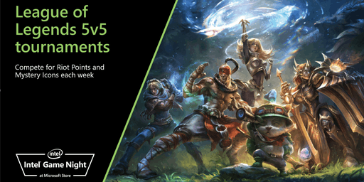 Intel Game Night : League of Legends