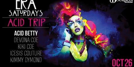 ERA | A Saturday Night Drag x LGBT Dance Party tickets