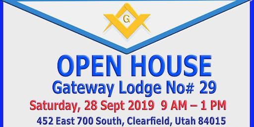 Gateway Masonic Lodge -Open House-