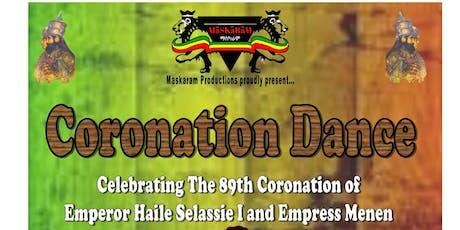 Maskaram Productions - Celebrating H.I.M 89th Coronation Dance tickets